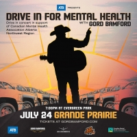Gord Bamford concert announcement