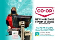 CO-OP New Horizons Charity of Choice 2020