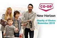 CO-OP New Horizons Charity of Choice